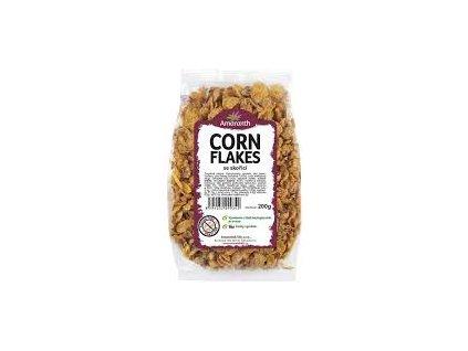 corn flakes skořice