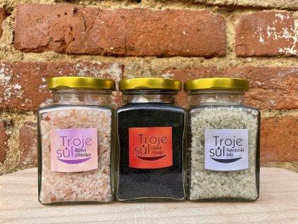 Troje sůl