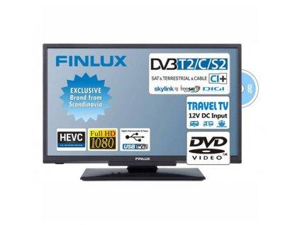 Finlux 22FDMF4760 T2 SAT DVD 12V 01