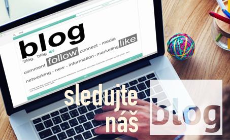 Sledujte náš blog