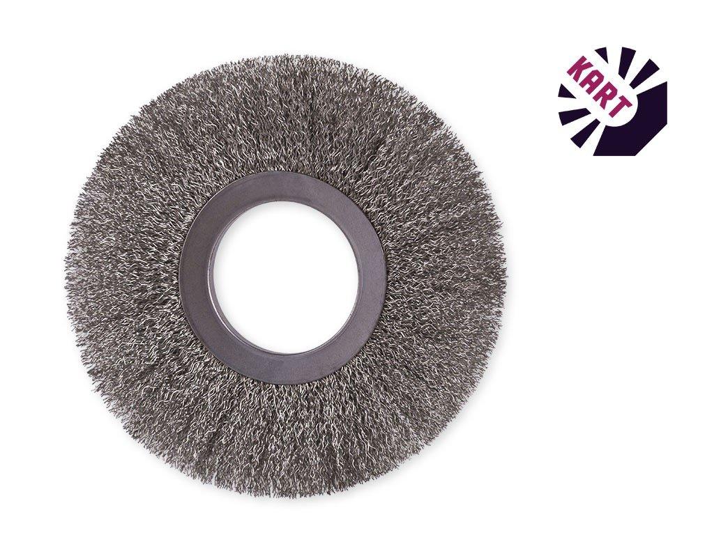 Drátěný kroužek ø 160 mm - nerez