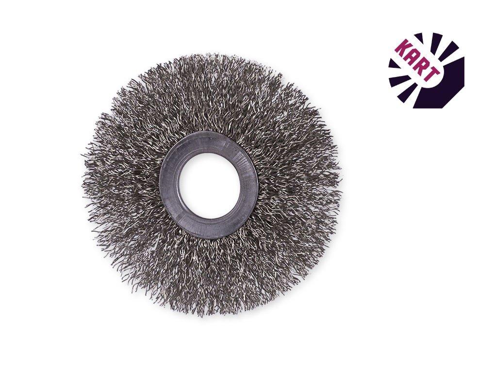 Drátěný kroužek ø 70 mm - nerez