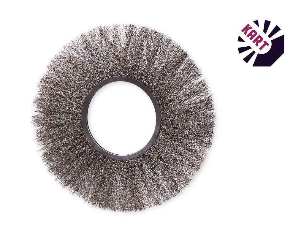 Drátěný kroužek ø 200 mm - ocel