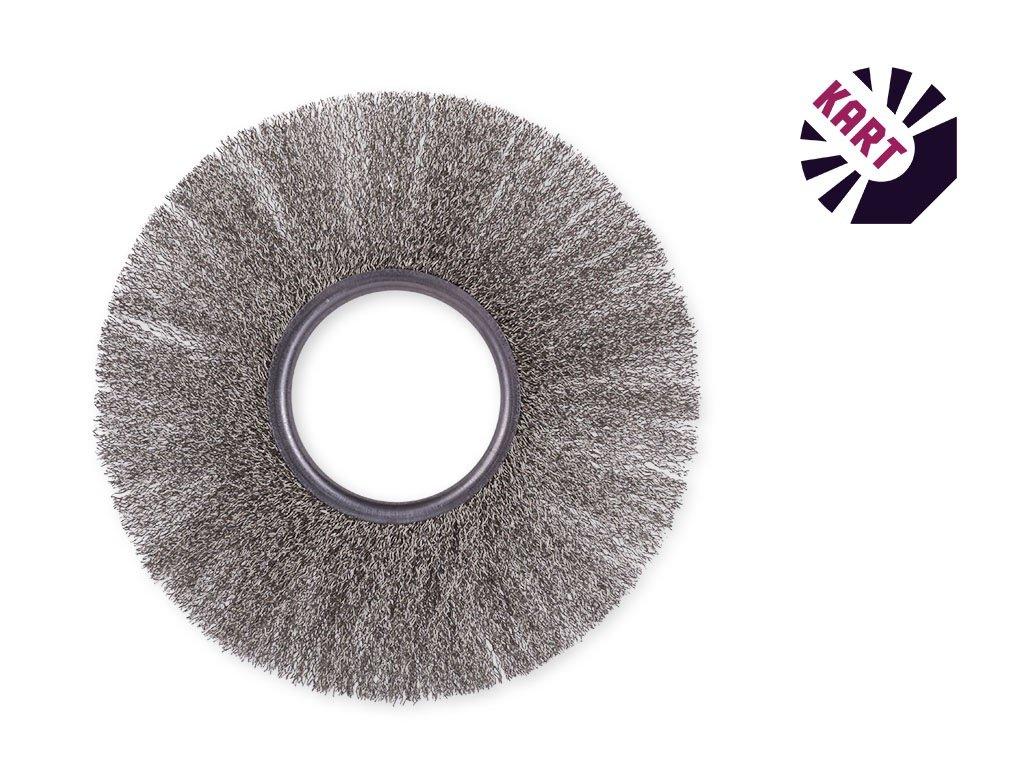 Drátěný kroužek ø 200 mm - nerez