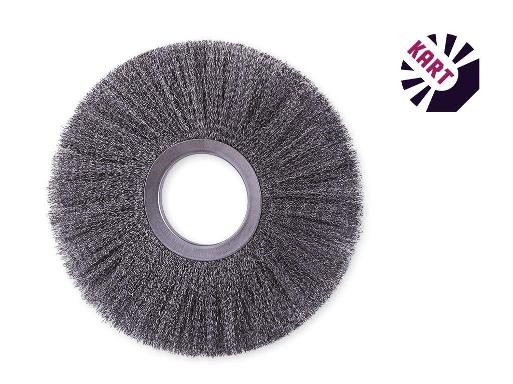 Drátěný kroužek ø 180 mm - ocel