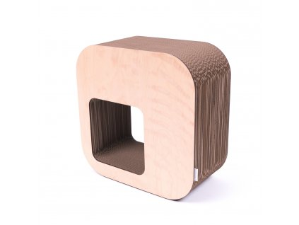 Kartoons cardboard seat nature Roundseat 1500x1500px