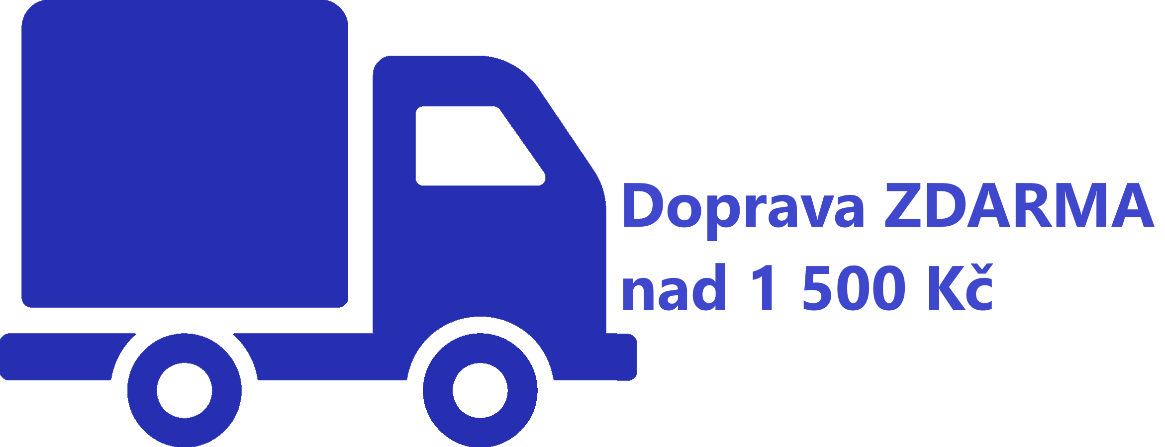Doprava zdarma
