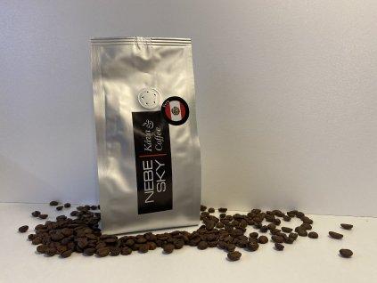 Pražená zrnková káva PERU Washed Tres Mosqueteros - 100% arabica
