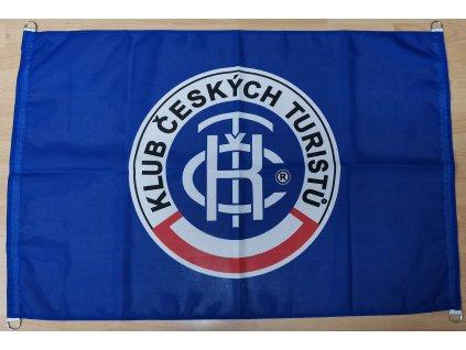 vlajka KČT vlající