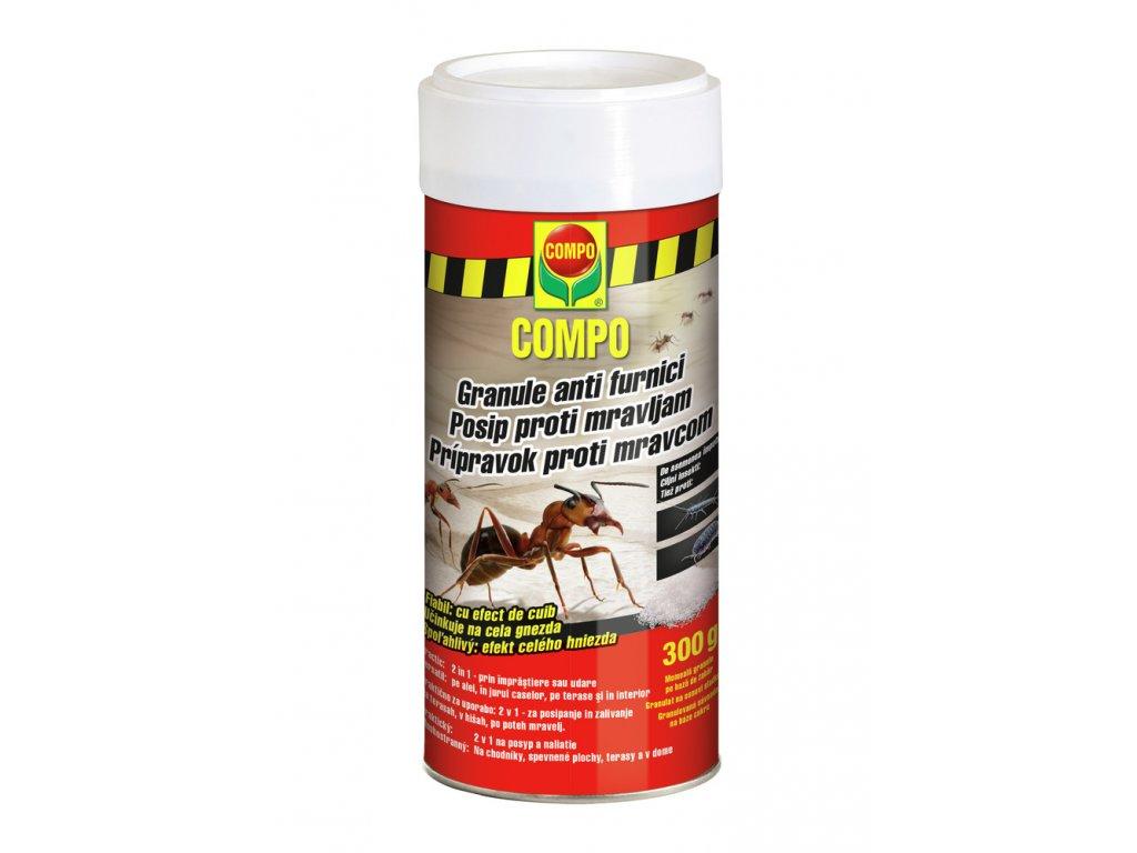 198 compo granulat proti mravencum