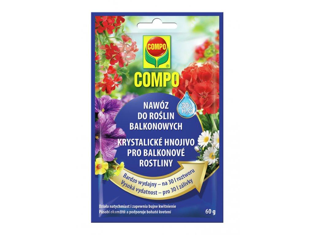 234 compo krystalicke hnojivo pro balkonove rostliny