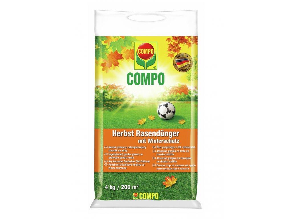 249 compo podzimni travnikove hnojivo s dlouhodobym ucinkem