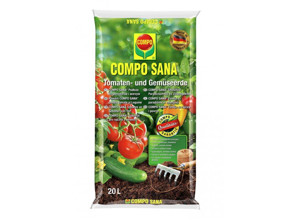 279 compo sana substrat pro rajcata a zeleninu