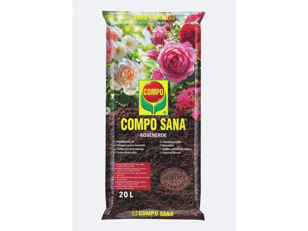 285 compo sana substrat pro ruze