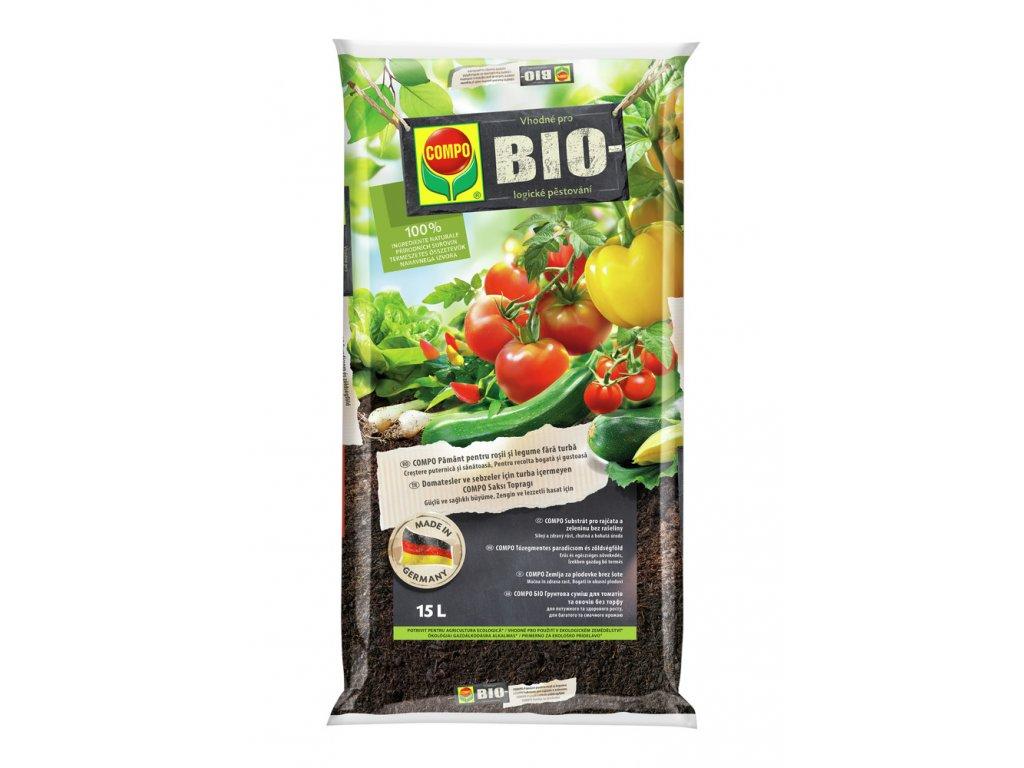 309 compo substrat pro rajcata a zeleninu bez raseliny