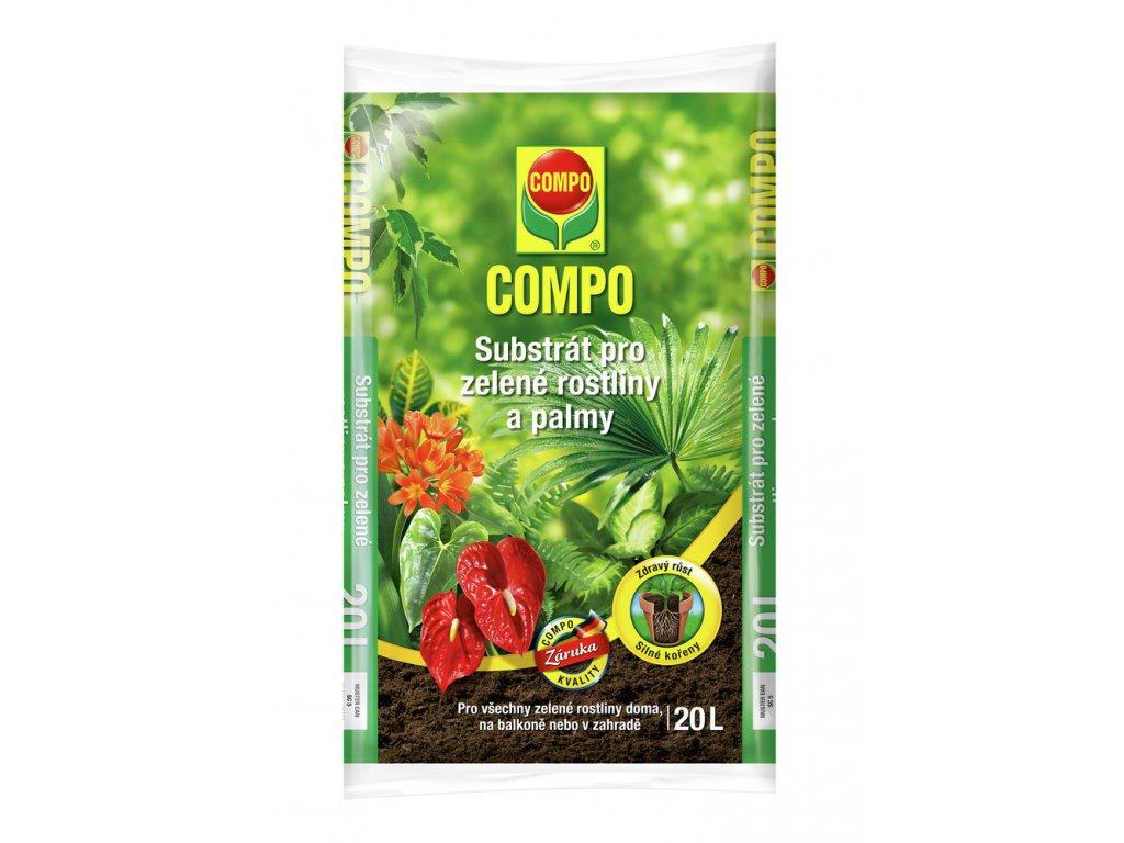 315 compo substrat pro zelene rostliny a palmy