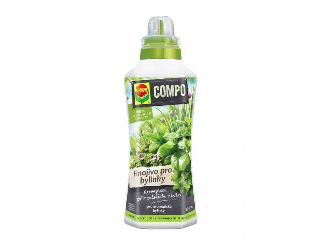 321 compo tekute hnojivo pro bylinky