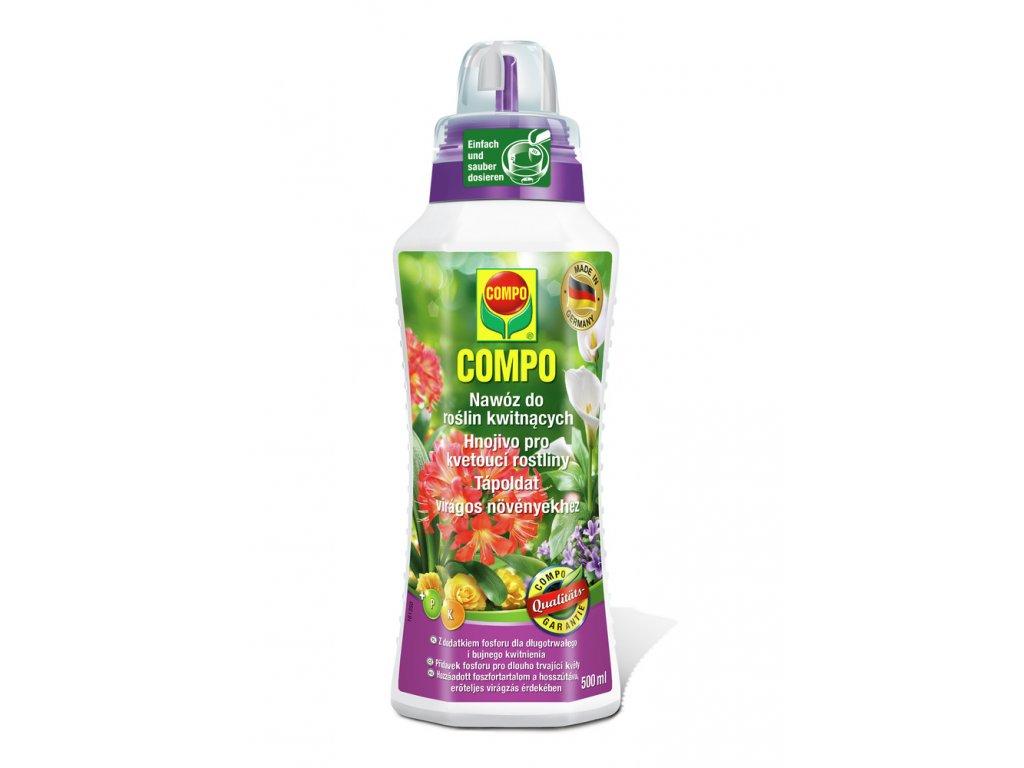 327 compo tekute hnojivo pro kvetouci rostliny