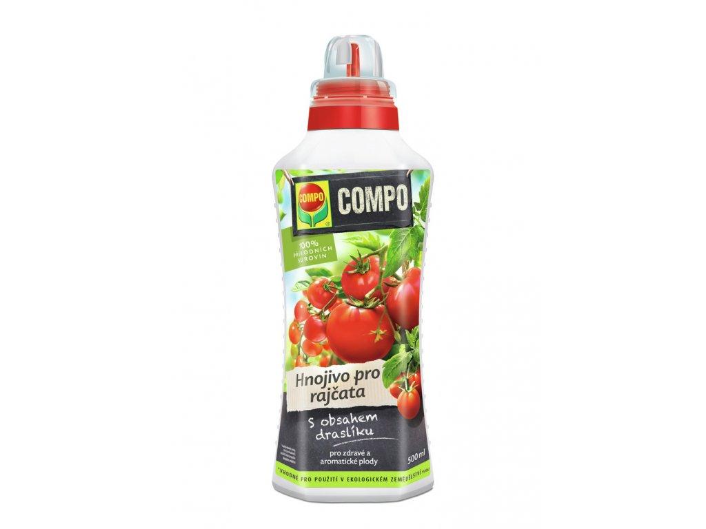 333 compo tekute hnojivo pro rajcata