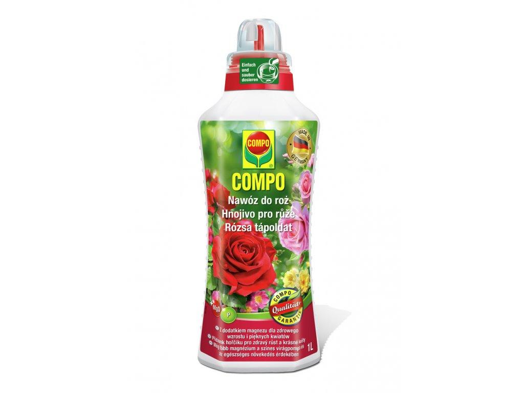 339 compo tekute hnojivo pro ruze