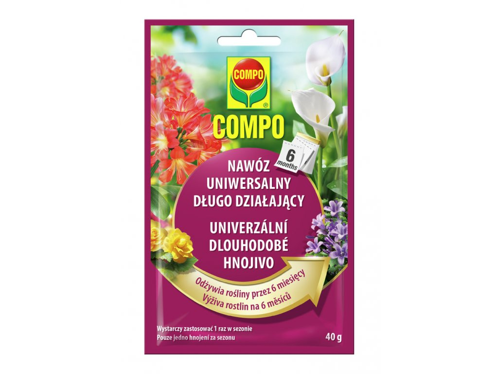 354 compo univerzalni dlouhodobe hnojivo