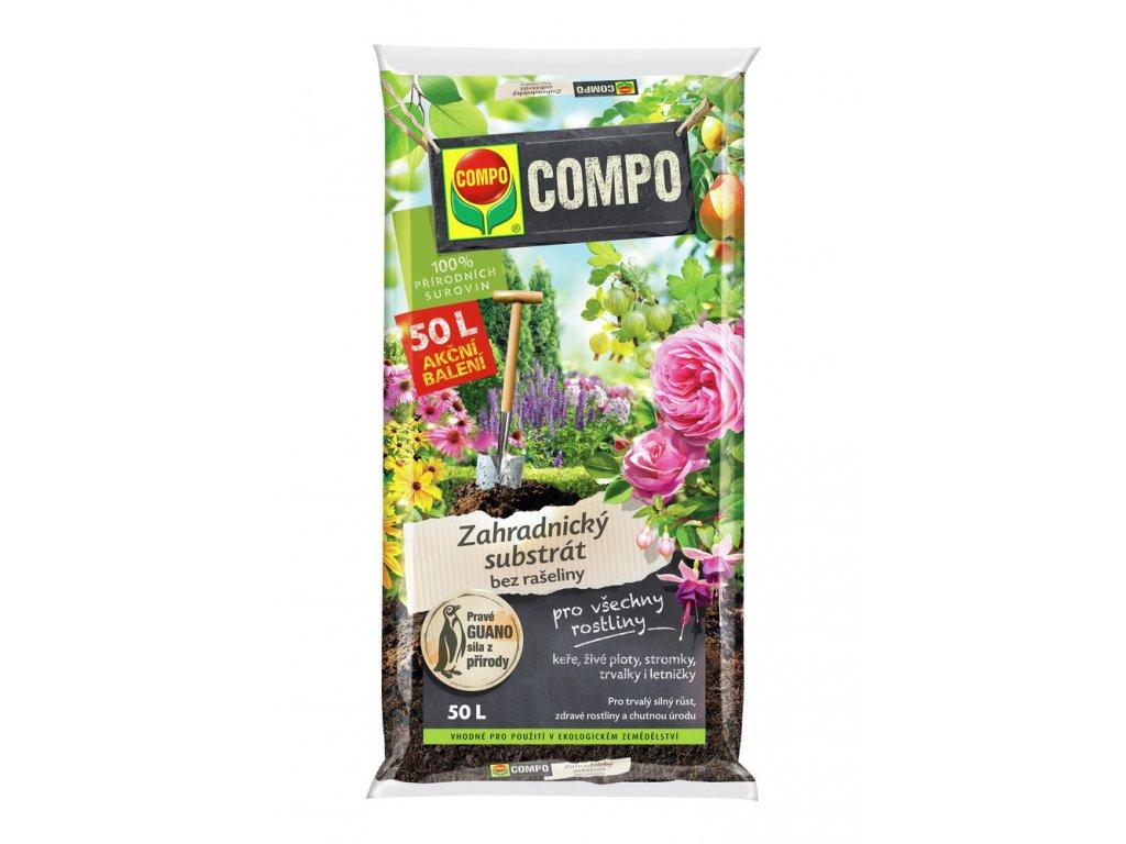 375 compo zahradnicky substrat bez raseliny