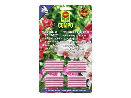 210 compo hnojive tycinky pro orchideje