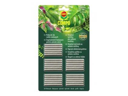213 compo hnojive tycinky pro zelene rostliny