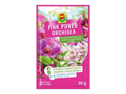 246 compo pink power pro orchideje