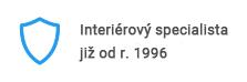 Interiérový specialista již od r. 1996