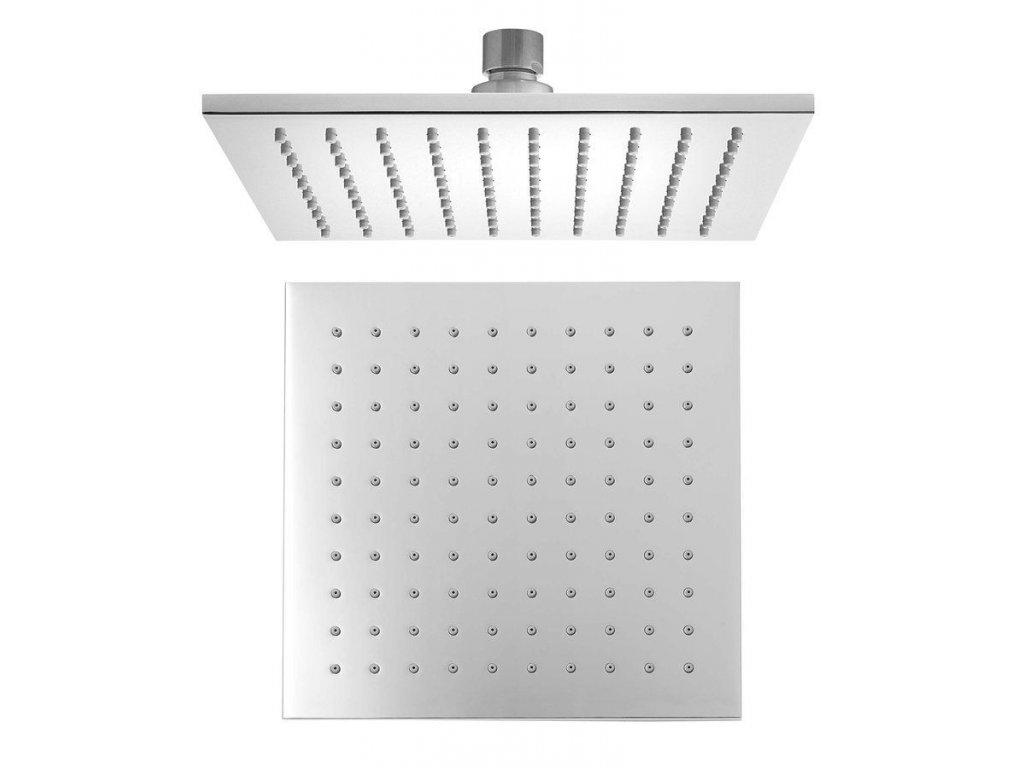 SAPHO - Hlavová sprcha, 200x200mm, chrom (1203-01)