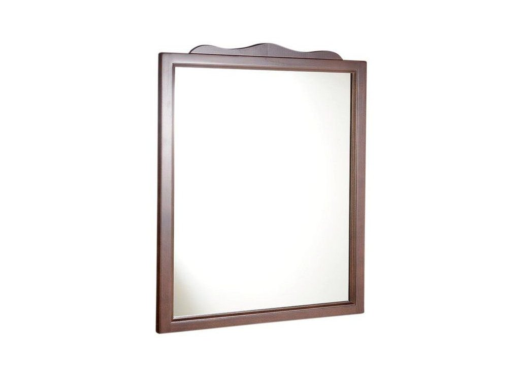 SAPHO - RETRO zrcadlo 89x115cm, buk (1679)