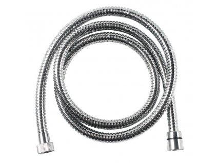 AQUALINE - FLEX sprchová nerezová hadice s dvojitým zámkem, 150 cm (11073)