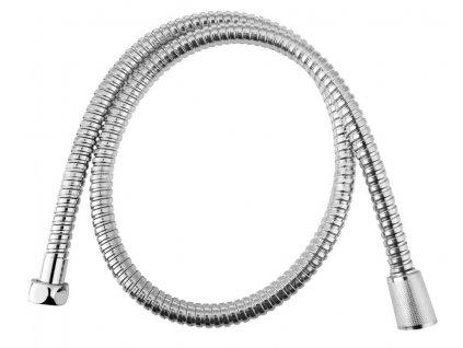 SAPHO - POWERFLEX opletená sprchová hadice, 100cm, chrom (FLEX100)
