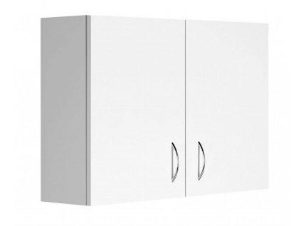 AQUALINE - KERAMIA FRESH horní skříňka 70x50x20cm, bílá 52362