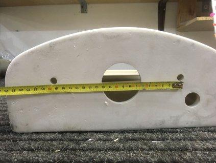 CERSANIT - Nádržka keramická PURE pro spodní napouštění bez mechanismu K99-12X
