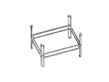 AQUALINE - Podpěrná konstrukce k vanám V105x65 a V105x70 PIED 105