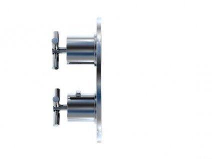 STEINBERG - Podomítková termostatická baterie /bez montážního tělesa/, chrom (250 4103)
