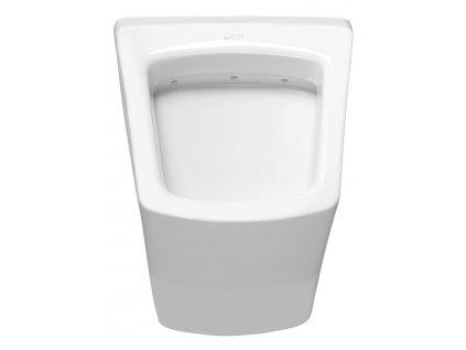 ISVEA - PURITY urinál se zakrytým přívodem vody, 38x53,5 cm (10PL92002)