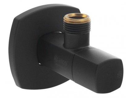 """ARCO rohový ventil A-80 1/2'x3/8', anticalc, černá A-80 LIPSTICK 3/8"""""""