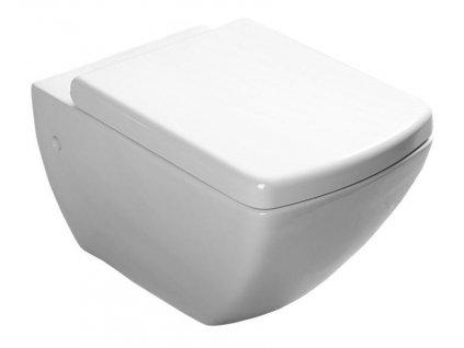 ISVEA - PURITY závěsná WC mísa, 35x55,5cm, bílá 10PL02007