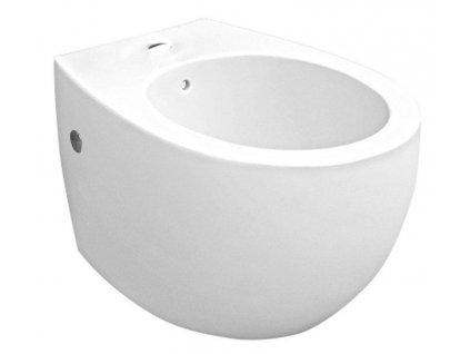 ISVEA - SENTIMENTI bidet závěsný, 36x50cm, bílá 10AR41006