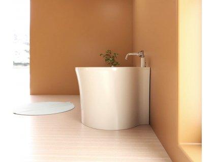 Aquatek - Volně stojící akrylátová vana LAREDO 170x80 cm (LAREDO1700)