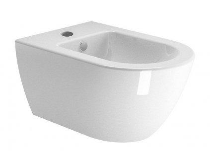 GSI - PURA bidet závěsný, 55x36 cm, bílá ExtraGlaze (8865111)