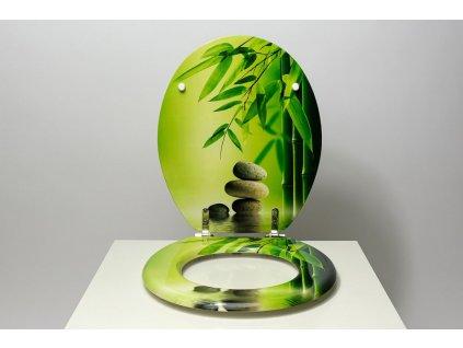 Eisl - WC sedátko Green Garden MDF EDGG05Greengarden