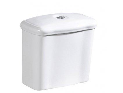 KERASAN - RETRO nádržka k WC kombi 108101