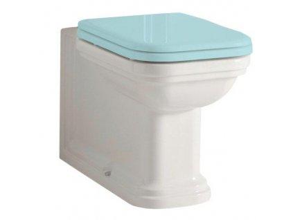 KERASAN - WALDORF WC kombi mísa 40x42x68cm, spodní/zadní odpad (411701)
