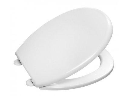 AQUALINE - FIXET WC sedátko 1kg, polypropylen, bílá (ST278)