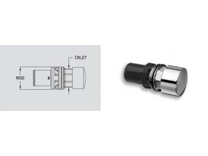 SILFRA - Samouzavírací ventil (QK110) (AT97151)