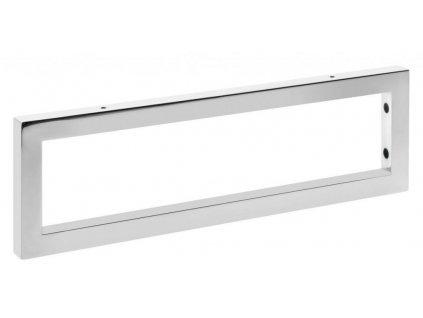 SAPHO - Podpěrná konzole 490x150x25mm, chrom, 1 ks (30390)